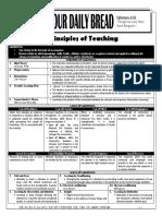 ODB - Principles 2