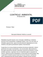 Aula_ - Controle Ambiental Da Agropecuária