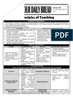 ODB - Principles 1