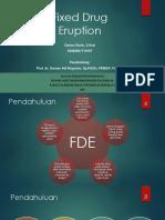 Fixed Drug Eruption [Autosaved]