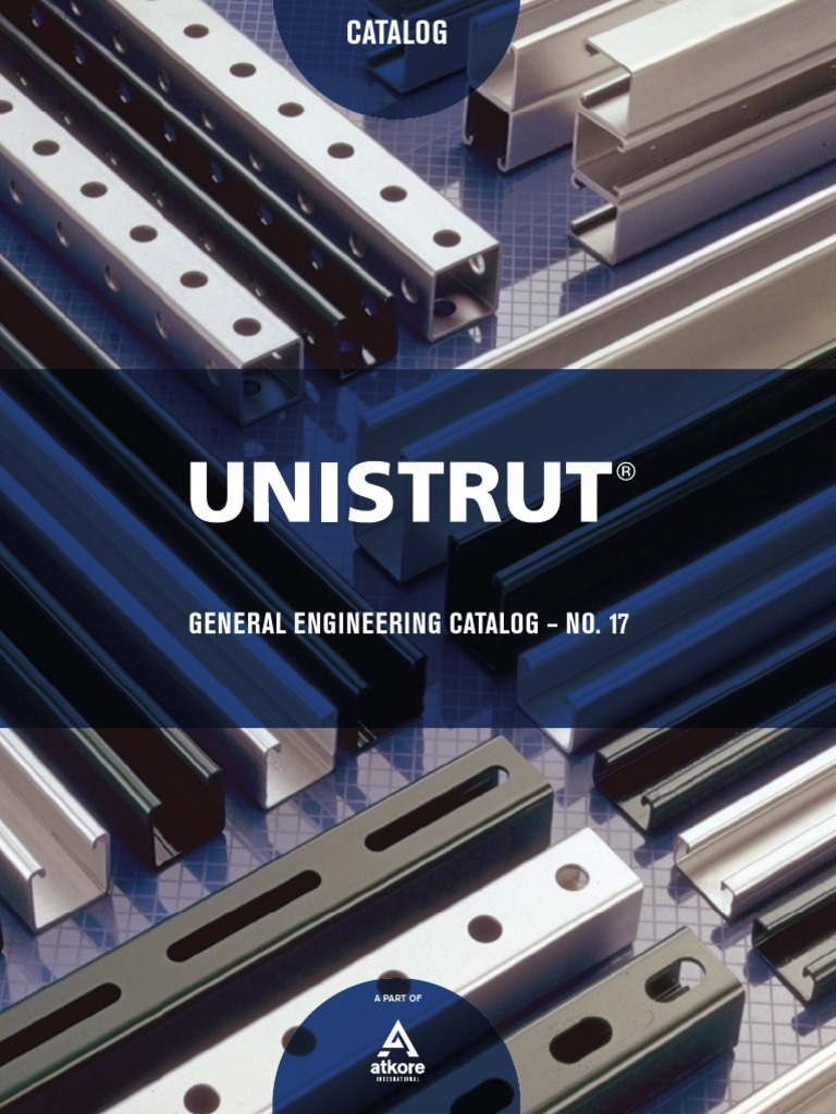 19 Beautiful Unistrut Size Chart