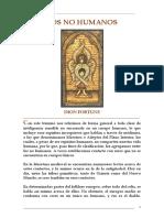 Dion Fortune - LOS NO HUMANOS.pdf