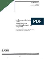 DN ISO 5817