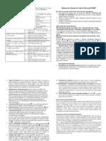 Manual Alarma Para Vehiculo G686T Spanish