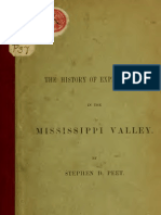 (1896) The History of Explorations in the Mississippi Valley (Lost Civilizations)