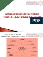 Documents.mx Estructura La Norma Nmx c 442 Onncce 2004 Apartado de La Norma Nmx c 442 Onncce Decia Nmx c 442 Onncce 2004 Dice Nmx c 442 Onncce 2010 Plan de Accion