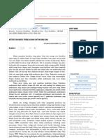 Metode Dan Model Pembelajaran Untuk Kimia Sma