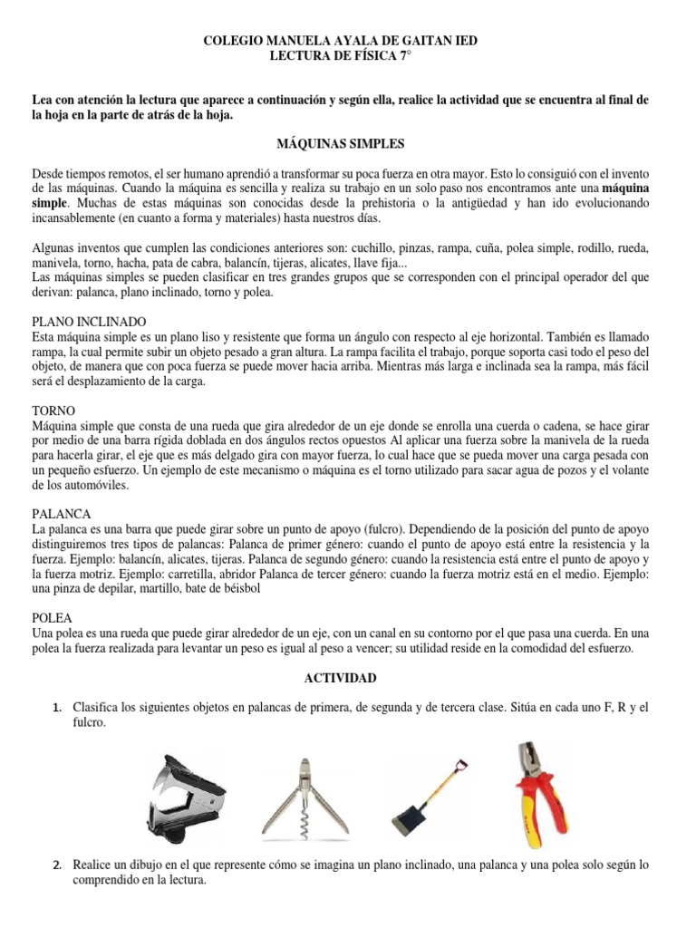 Excelente Palancas En La Hoja De Cálculo Cuerpo Humano Viñeta ...