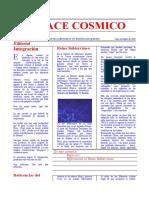 Enlace Cosmico Nr 13 Lima - Peru