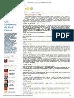 Los Cuadernos de Emil Cioran_ Fragmentos Del 721 Al 740