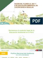 PPT_Presentación Del Enfoque Ambiental y Educación Inicial
