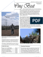 April-May 2010 WingBat Newsletter Clearwater Audubon Society