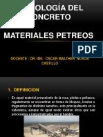 Tecnología Del Concreto Ymateriales Petreos
