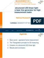 Structured Light 110429 09 Rueckwardt Measurement