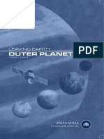 Leaving Earth Outer Planets - Rules