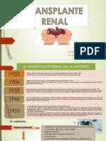 Trasplante Renal en Bolivia