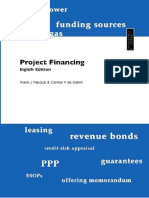Frank Fabozzi, Carmel de Nahlik Project Financing 8th Edition