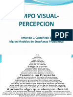 Campo Visual- Percepción