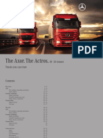Actros Axor 080711 Basic Long Distance Haulage En