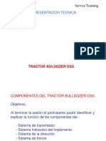 Tractor D3G
