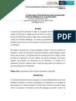 Implementación de la lúdica como estrategia metodológica de motivación en el proceso de aprendizaje de la multiplicación.  (Universidad del Tolima)