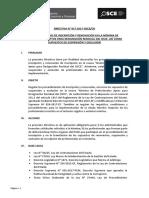 Directiva 017-2017-Nómina de Profesionales Aptos Para Designación Residual de Árbitros