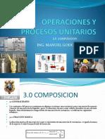 Operaciones y Procesos Unitarios 3