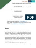 Hoja de Cálculo como Estrategia Didáctica para el Aprendizaje de las Fracciones desde la Relación Parte-Todo (Universidad de la Amazonía)