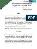 Secuencia didáctica basada en el modelo de desplazamiento, como una aproximación al concepto de número negativo, en primer grado (Universidad del Tolima)
