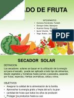 SECADO DE FRUITS.ppt