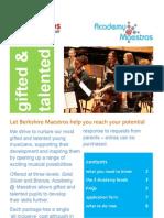 Academy Brochure Web