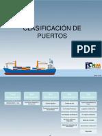 Clasificacion de Los Puertos. ESPOL