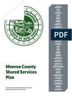 2017 Monroe County Shared Services Plan