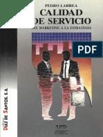 Calidad de Servicios de Marketing