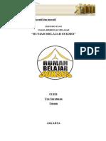 Tugas Proposal Bimbel Rbs