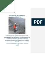 Estudio Topográfico luis Pardo