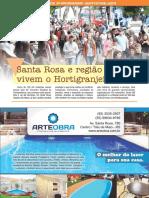 Caderno Especial Do 32º Hortigranjeiros | Jornal Gazeta Regional