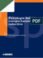 Psicologia Del Comportamiento Colectivo