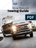 2017 RV Trailer Towing Guide