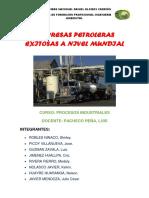 Petroleo y Empresas