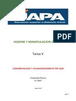 H&M Tarea V.
