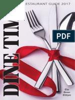 Greer Citizen Restaurant Guide '17