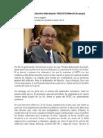 Gestión del Sistema Educativo Federalizado. De Carlos Ornelas. Artículos publicados en Excélsior.