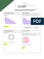 Séptimo_guia de Area y Perímetro