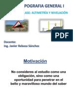 ALTIMETRIA Y NIVELACION.pptx