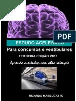 Ricardo Massucatto - Estudo Acelerado Para Concursos