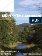 2017 Environmental Scorecard