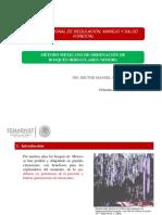 Método Mexicano de Ordenación de Bosques Irregulares (MMOBI)