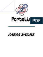 Catalogo Portella Cabos Navais