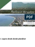 Luis Bresciani - Planificacion Metropolitana
